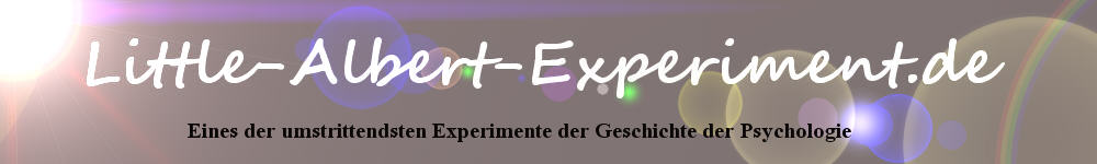 Logo Little-Albert-Experiment